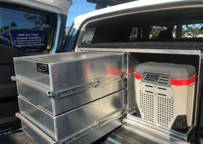 wagon two drawers fridge landcruiser
