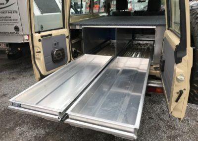 Large trays