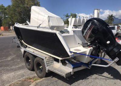 electric winch for beach retrieval